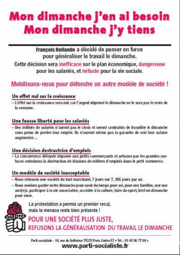 tract socialiste contre françois hollande.png